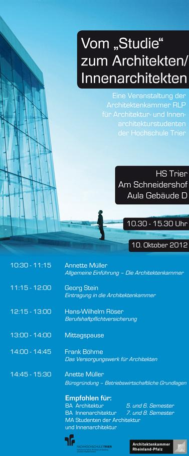 Veranstaltung_Architektenkammer